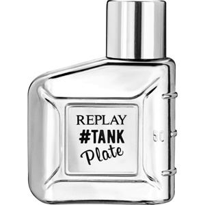 Replay Tank Plate for Him