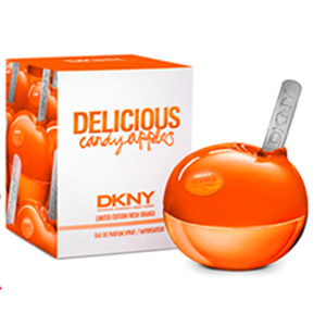 Donna Karan DKNY Be Delicious Candy Apples Fresh Orange
