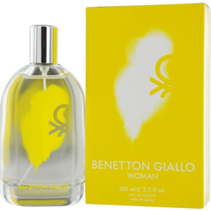 Benetton Benetton Giallo Woman