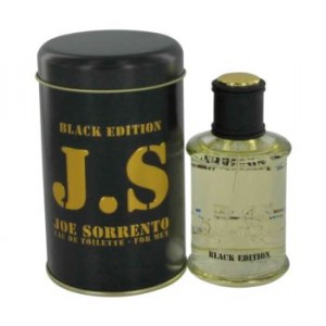 Jeanne Arthes Joe Sorrento Black