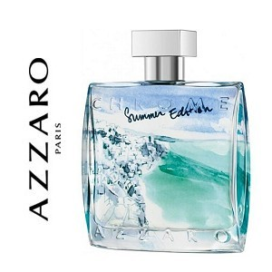 Loris Azzaro Chrome Summer Edition 2013