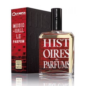 Histoires de Parfums L`Olympia Music Hall