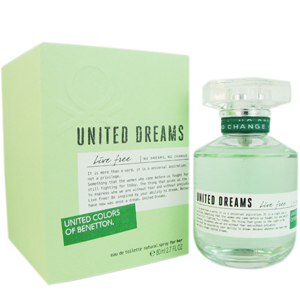 Benetton United Dreams Live Free