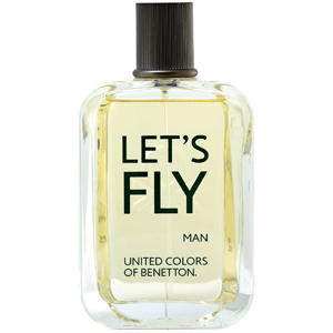 Benetton Let`s Fly Man