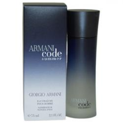 Scente - Интернет магазин парфюмерии. Giorgio Armani Armani Code Summer  Pour Homme -- Купить духи 4b8860ed260ef